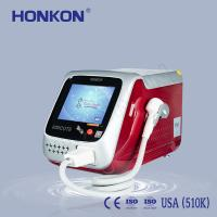 Quality Arms / Armpits / Chest 808Nm Diode Laser For Hair Removal wholesale