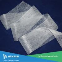 Blue Hydrophilic ADL Non-woven Layer for sanitary napkins and baby diapers