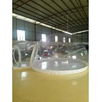 Best Fireproof Clear PVC Inflatable Indoor Party Tent For Exhibition / School wholesale