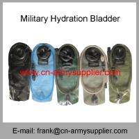 Wholesale Cheap China Army Outdoor Camping Riding Police Hydration Bladder