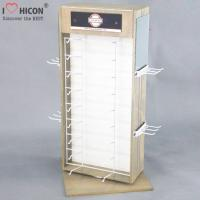 Quality Sunglasses Display Reading Glasses Rack Countertop Eyewear Showcase 2 - Sided wholesale