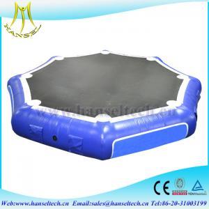 Hansel fantastic inflatable ocean pool for kids game