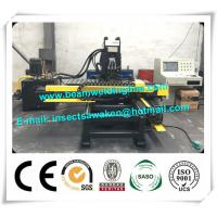 1000KN Punching force Steel Plate CNC Punching Machine for H Beam Production Line