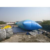 Best 1.0MM PVC Tarpaulin Inflatable Water Fun , Inflatable Water Blob For Water Play Equipment wholesale