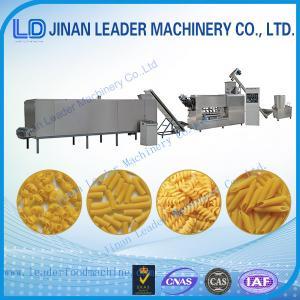 Commercial pasta Macaroni machine sale professional machinery