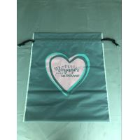 Quality Cpe Personalized Drawstring Bags Environmental Protection Customized Color wholesale