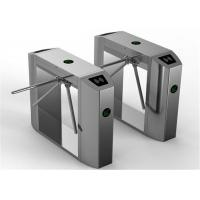 Quality Bus station entry flow control solenoid valve Tripod Turnstile Gate 30 person / minute speed wholesale