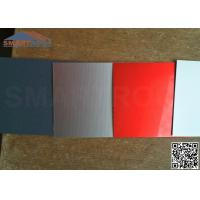 Quality Metal Material Plastic Roof Sheets in 0.43 MM Thickness with Heat Reflection wholesale