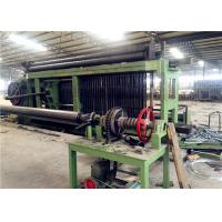 Energy Saving Gabion Mesh Machine Air Compressure Wire Tensile System Included