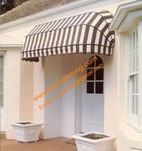 Customized Sizes New Design Aluminum Frame French Awnings Dutch Canopy