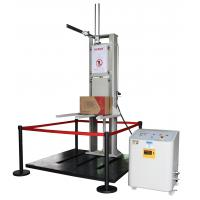 Quality High Precise Packaging Drop Test Machine Impact Resistance Test Double Track wholesale