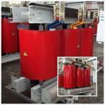 Quality Big Capacity Indoor Mounting Dry Type Transformer  3750kVA 50Hz / 60HZ wholesale