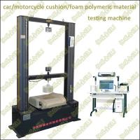 Quality 5kN/10kN Car/Motorcycle Cushion/Foamed Polymer Compression Testing Machine wholesale
