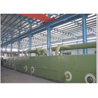 Fabric Finishing Machine , Textile Stenter Machine 5.5Kw Exhaust Motor Power