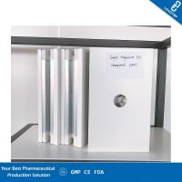 Quality Grey Color Fireproof Clean Room Wall Panels Large Plate Surface And High Level wholesale