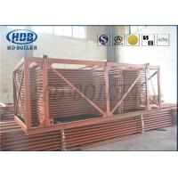 Quality Serpentine Tube Economizer For Industrial Steam Coal Boiler ASME Standard wholesale