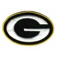 Quality Plain embroidery and 3D puff_embroidery digitizing nfl G designs wholesale