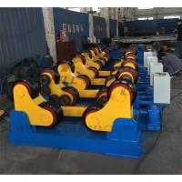 Quality Two Years Warranty Small Welding Rotator for Pipes , Tanks , Vessels, tubes production wholesale
