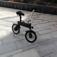 Best LG cell batteryfactory price folding E bike with CE for commuter wholesale