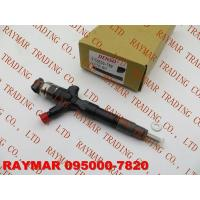 DENSO Common rail injector 095000-7820, 095000-7810 for TOYOTA 23670-30265, 23670-30290
