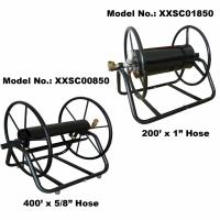 "Hose Reel, for Large Ground, 60M (200F) Length Capacity for 1"" Hose"