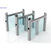 Quality Stainless Steel Turnstile Supermarket Swing Gate Fast Speed Gate wholesale