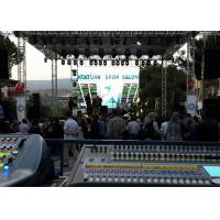 Quality Stage Performance Exterior waterproof led screen Rental for Outdoor Events wholesale