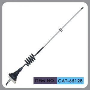 Am Fm Custom Car Antenna , Long Range Car Radio Antenna Ring Spring Mast