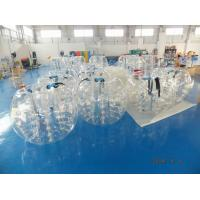 Best TPU Material Inflatable Bumper Ball With Rope Structure For Football Sports wholesale