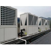 Electric Most Efficient Air Source Heat Pump , Ductless Heating And Cooling Units