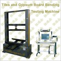 Best 5kN/10kN/20kN Computer Control Ceramic Tiles and Gypsum Board Flexure/Bending Testing Machine wholesale
