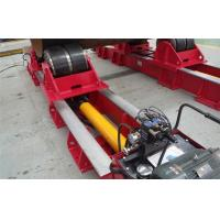 Cheap Adjusted Bolt Pipe Welding Rotator Self - alignment , Tank Roller for sale