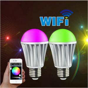 Best Hot sale E27 7W Milight Wireless RGBW LED Light Bulb wholesale