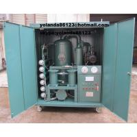 Transformer Oil Purifier/ Transformer Oil Purification Equipment/ Transformer Oil Filtration Unit / Transformer Oil Treatment