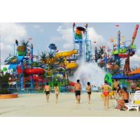 Water Entertainment Aqua Park Equipment For Kids Water World Park