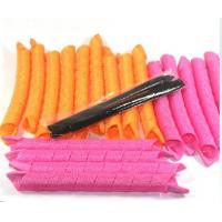 Quality Reusable Hair Style Rolling Curlers curl roller magic roller leverag 55cm wholesale