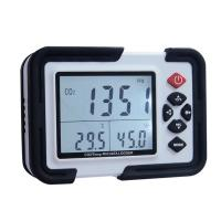 Portable Digital CO2 Meter CO2 Monitor Detector HT-2000 Gas Analyzer 9999ppm CO2 Analyzers Temperature Relative Humidity