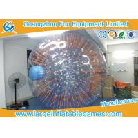 Fire - Proof Inflatable Human Hamster Ball Plato 1.0mm PVC For Inflatable Toys