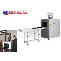 Quality 1024 * 1280 Pixel Advanced Checked X Ray Security Baggage Screening Equipment at Prisons wholesale