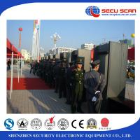 Quality Walk through security gates metal detector gate for  hotel , prisons to detect weapons on human body wholesale