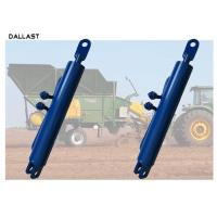 Agricultural Double Acting Hydraulic Ram Welded Tractor Chrome Plunger