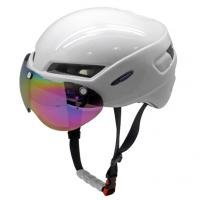 Quality Offset Printing Road Bike Adult Bicycle Helmet For Cycling Lovers OEM & ODM wholesale