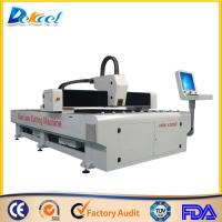 Best Intelligent Fiber Metal Sample Cutting Solution Machine Ipg/Raycus Laser 500W/1000W wholesale