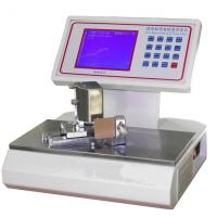 Quality Fold Stiffness Packaging Testing Instruments With Curve Chart Display wholesale