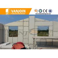 Quality Light partition Sandwich Wall Panels , compound eps insulated panels decorative wholesale