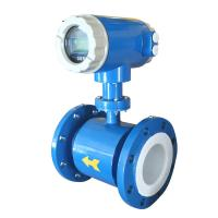 Quality High temperature Type Electromagnetic Flow Meter wholesale