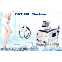 Quality Portable Elight IPL Hair Removal Machine For Spider Veins Removal , SHR IPL Hair Removal wholesale