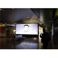 Buy cheap Anti - Glare 3.9mm Bezel Samsung Indoor LED Video Wall Screens 46'' With 500nits from wholesalers