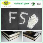 Best Transparent Resin Bookbinding Hot Melt Glue For Textbooks Printing / Binding wholesale