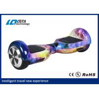 Portable Hands Free 6.5 Inch Hoverboard Scooter With LED Indicator Light